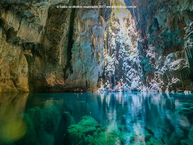 Abismo Anhumas - Flutuação - bonito