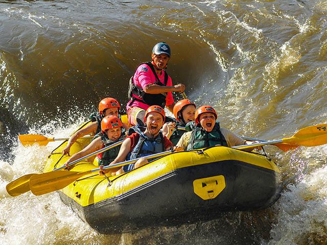 Cia Aventura - Rafting Rio das Antas - serra-gaucha