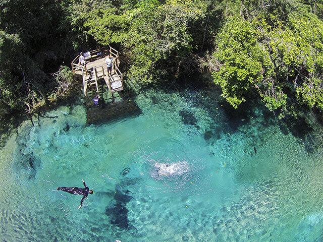 Rio da Prata - Flutuação - bonito