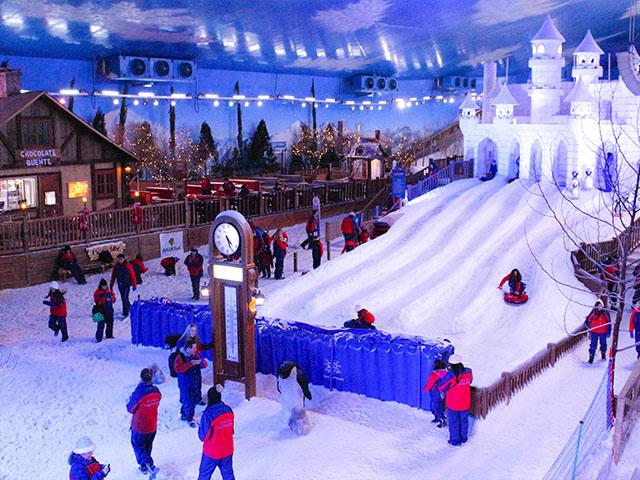 Snowland - Passaporte - serra-gaucha
