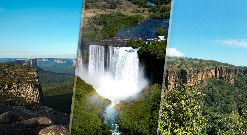 Conheça as chapadas do Brasil - fernando-de-noronha