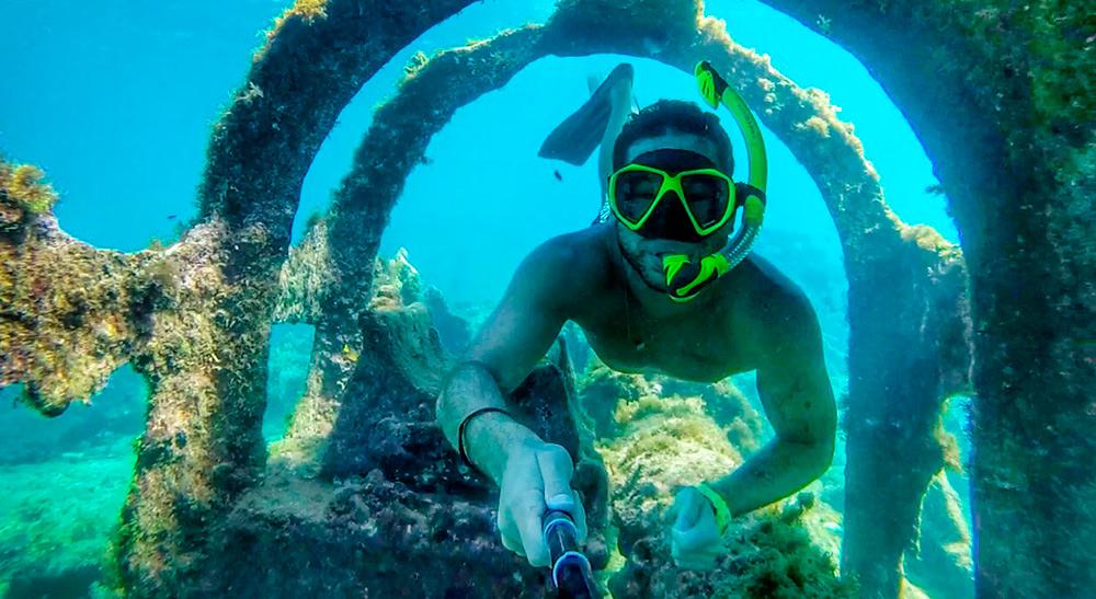 4 passeios com mergulho em Fernando de Noronha - bonito
