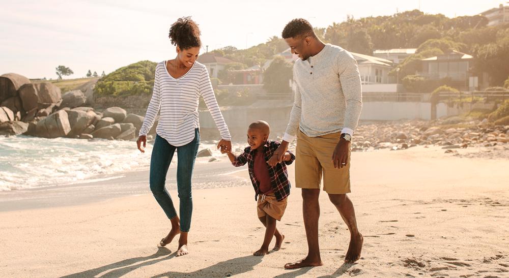Dicas para viajar em família - bonito