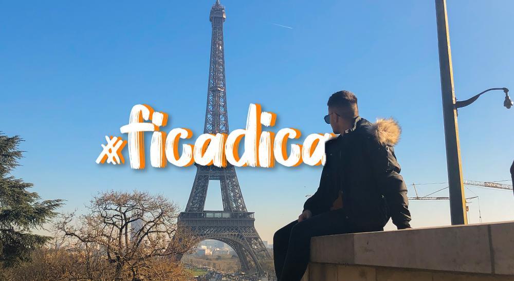#FICADICA – O QUE EU FIZ EM 30 DIAS NA EUROPA, POR @VITHORH - bonito
