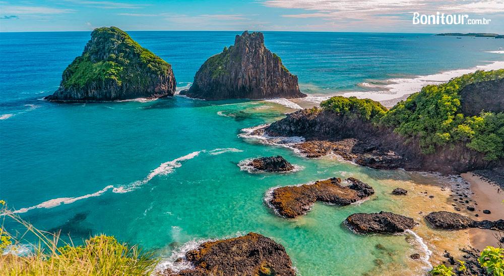 O que você pode esperar do Ilha Tour em Noronha - bonito
